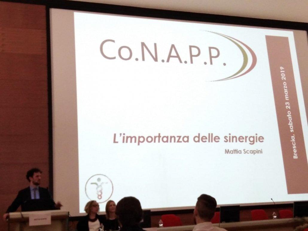 Mattia Scapini Psicomotricista Verona Intervento Co.N.A.P.P. 23.03.19