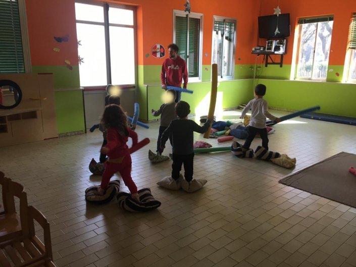 Psicomotricità Relazionale Bambini Mattia psicomotricista