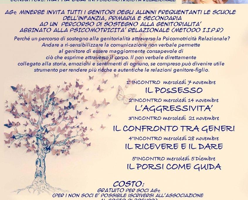 Psicomotricità Verona Genitori Radici e ali - Sostegno alla geitorialita